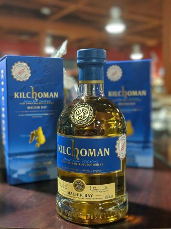 Kilchoman Machir Bay Collaborative Vatting